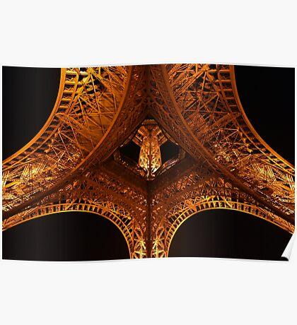 Under Eiffel Poster