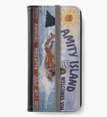 Welcome To Amity Island iPhone Wallet/Case/Skin