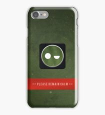 Superintendent - ODST iPhone Case/Skin