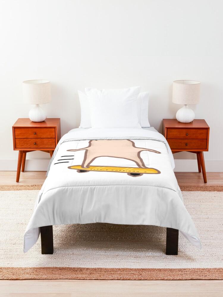 Alternate view of Honest Blob - Zoom! Comforter