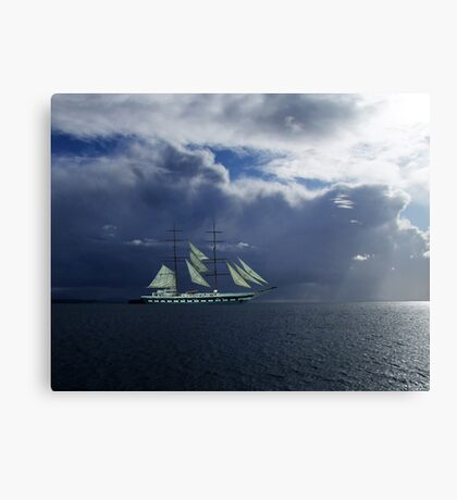 Prince William- Into the Sun Canvas Print