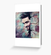 Captain's Grin Greeting Card