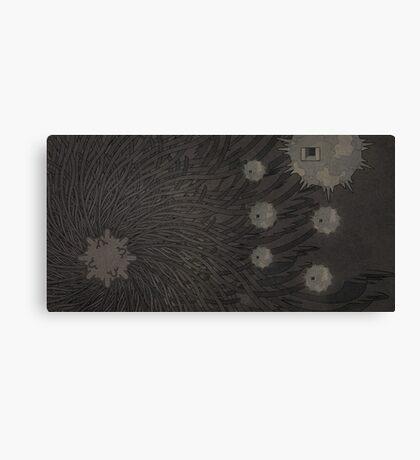 Karmic Blitz - 1 Canvas Print