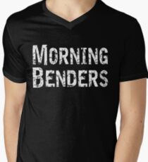 The Inbetweeners - Morning Benders Men's V-Neck T-Shirt