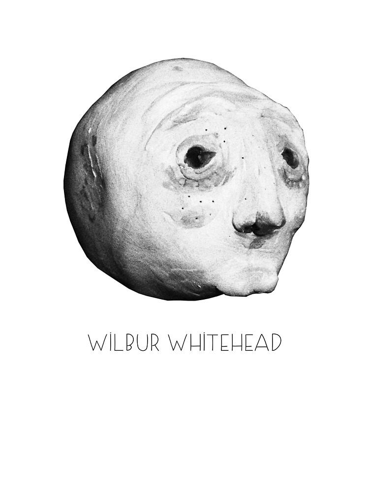 Wilbur Whitehead by andrewtaylorart