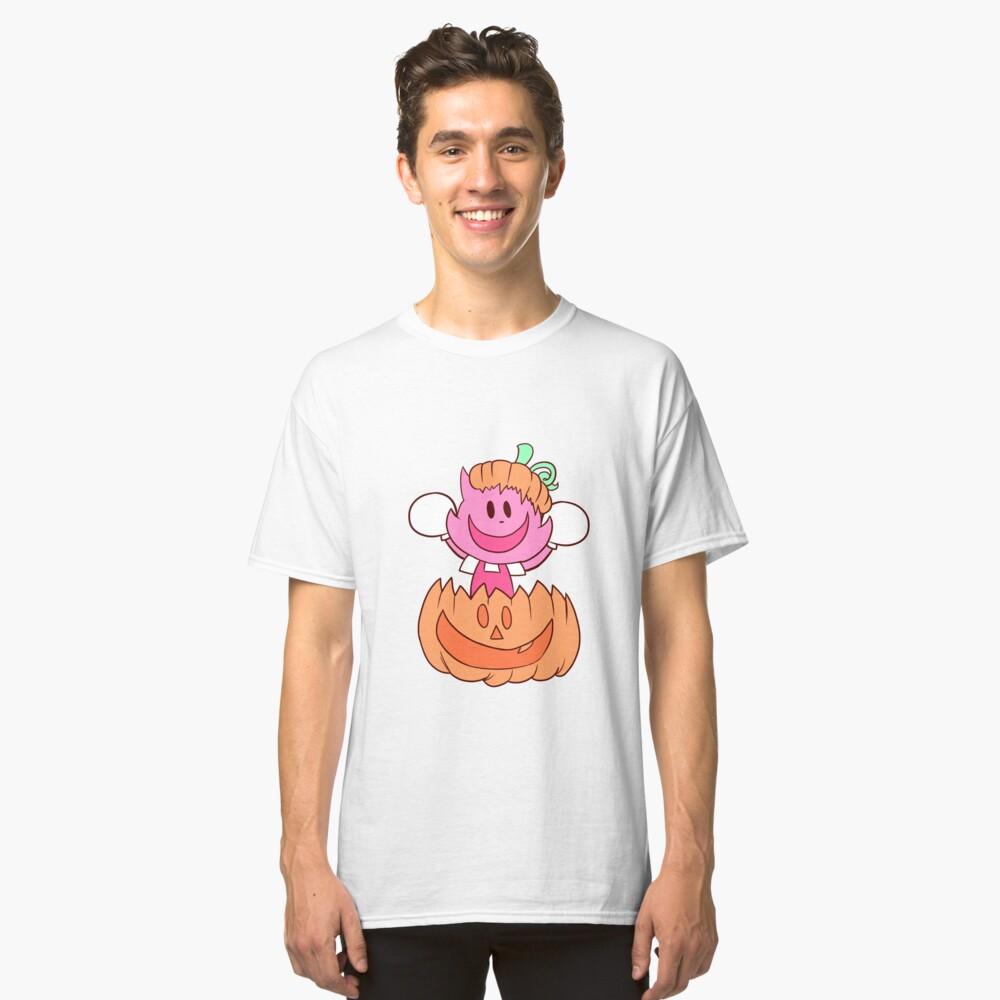 Pumpkin Chalk Classic T-Shirt