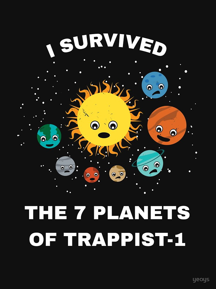 I Survived My Trip To 7 Planets Of Trappist-1 - Trappist von yeoys