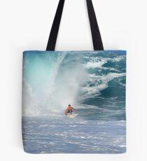 Surfers Graffiti  Tote Bag
