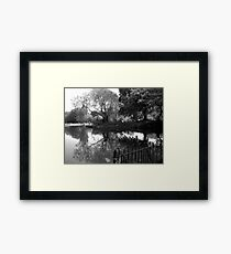St. Stephen's Green - Ireland Framed Print