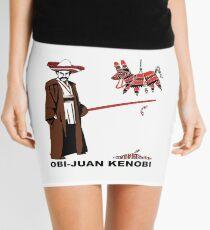 Obi-Juan Kenobi Mini Skirt