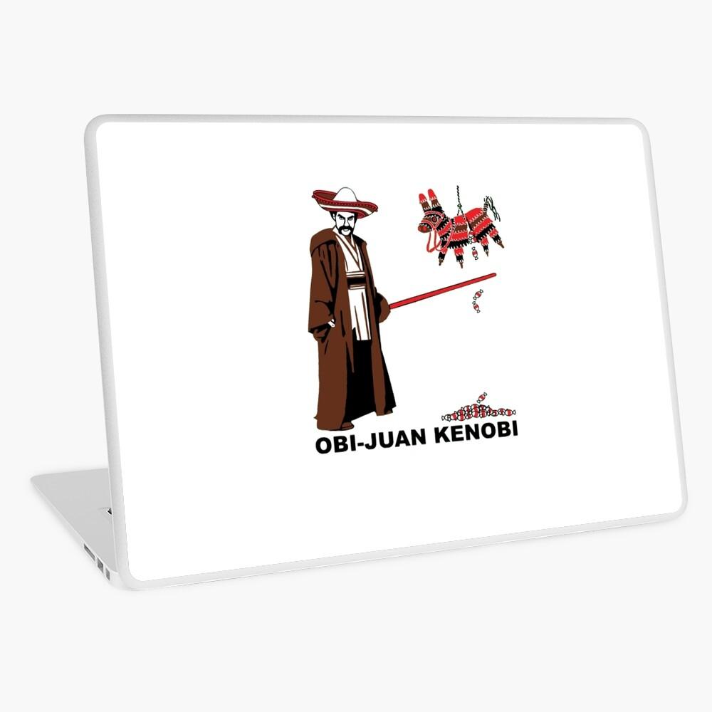 Obi-Juan Kenobi Laptop Folie