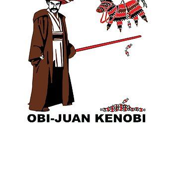 Obi-Juan Kenobi by starsolo