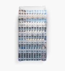 Metro Central Heights Duvet Cover