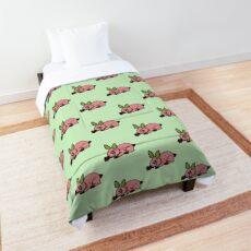 Rasp-bit Comforter