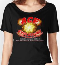 Ace Explosives & Demolition Supplies Women's Relaxed Fit T-Shirt