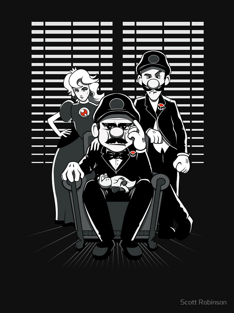 Godfather of Gaming by Resisto