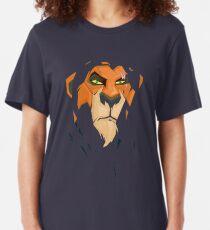 Scar  Slim Fit T-Shirt