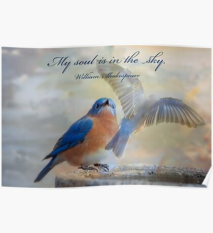 My soul is in the sky . . . Poster