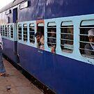Train by David Reid