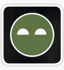 Superintendent - ODST Sticker