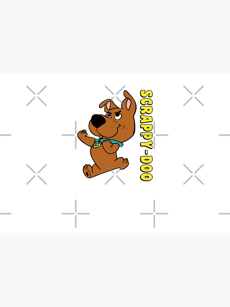 Scrappy-Doo To The Rescue! by Pop-Pop-P-Pow