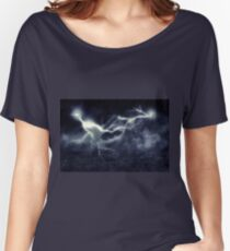 Storm over Field Women's Relaxed Fit T-Shirt
