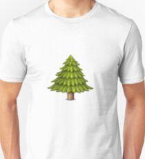 tree emoji Unisex T-Shirt