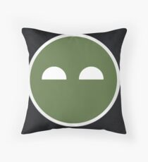 Superintendent - ODST Throw Pillow