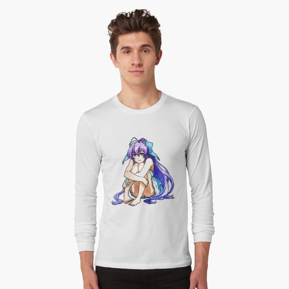 Nanana Ryūgajō Long Sleeve T-Shirt Front
