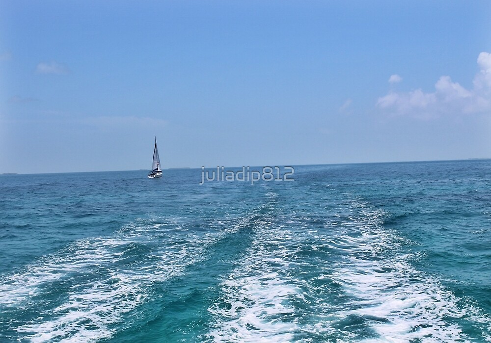 Gulf of Mexico by juliadip812