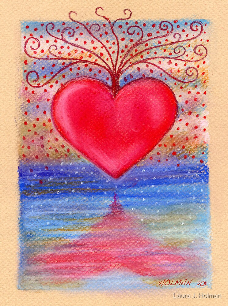 Love Grows by Laura J. Holman