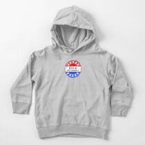 SULU FOR PRESIDENT Toddler Pullover Hoodie