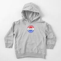 WORF FOR PRESIDENT Toddler Pullover Hoodie