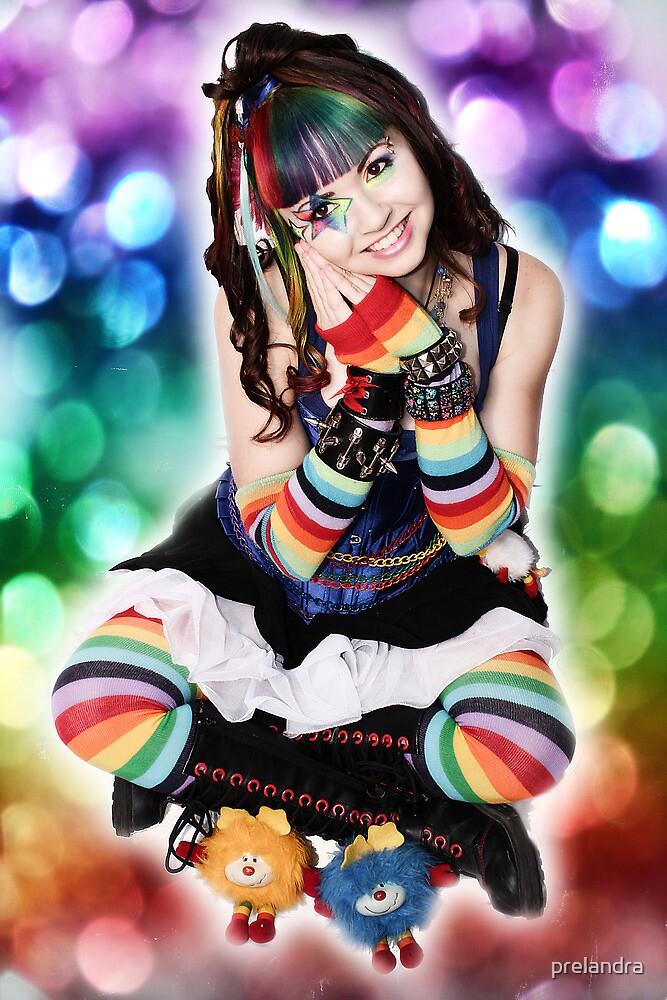 A Dak Rainbow Brite amd Sprites - Kalli McCandless by prelandra