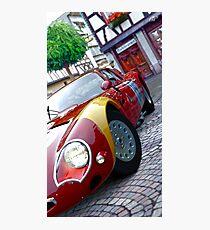 Alfa Romeo HDRI from GT5 Photographic Print