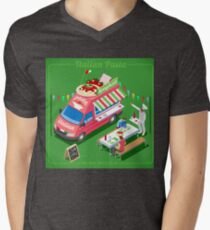 Italia Pasta Food Truck T-Shirt
