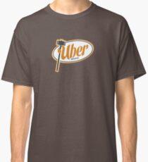 Uber Brand Logo Classic T-Shirt