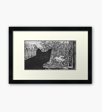 Missed Another One Framed Print