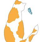 Pinto Bean Kitty by redqueenself