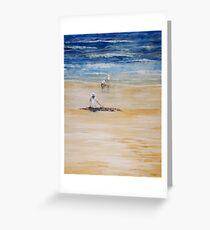 TASMANIAN SUMMER Greeting Card