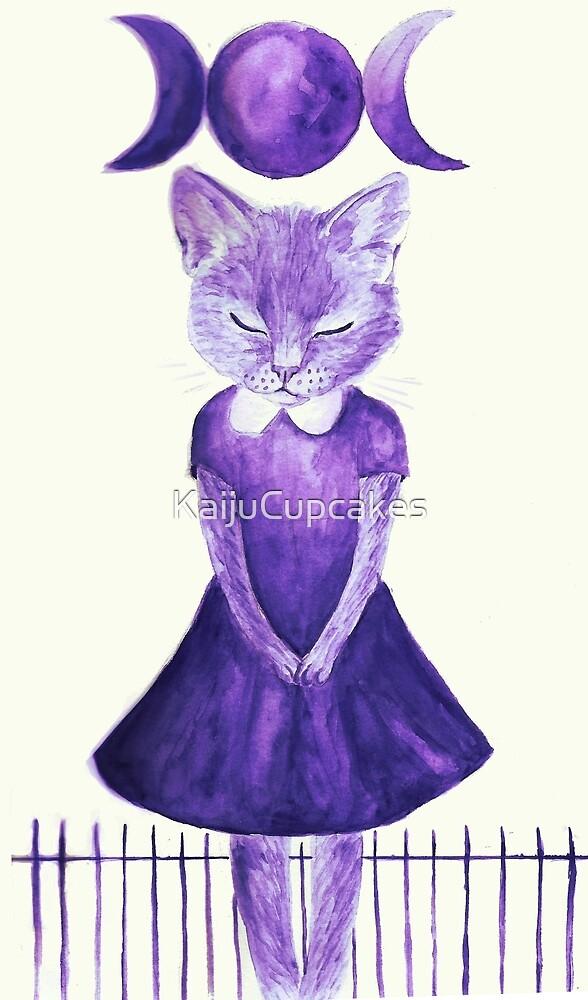 Cult Cutie Cat by KaijuCupcakes