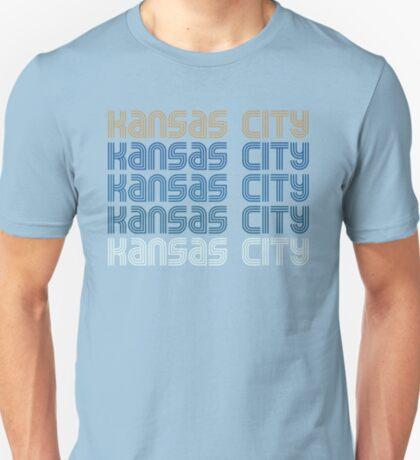 Retro Kansas City  T-Shirt