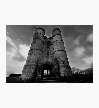 The Gate House - Donnington Castle Photographic Print