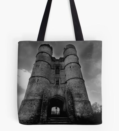 The Gate House - Donnington Castle Tote Bag