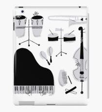 Instrumentos para tocar música salsa Vinilo o funda para iPad