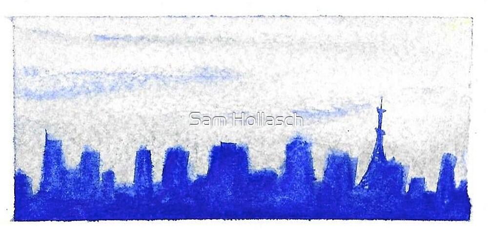 Cityscape by Samantha Hollasch