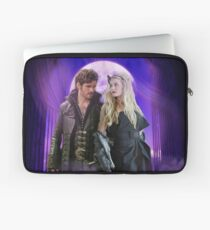 Come with me on the dark side Laptop Sleeve