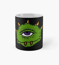 Halloween Gift - Friendly Cyclops - Area 51 Alien Classic Mug