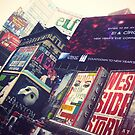 Times Square, New York City by Ashlee Betteridge
