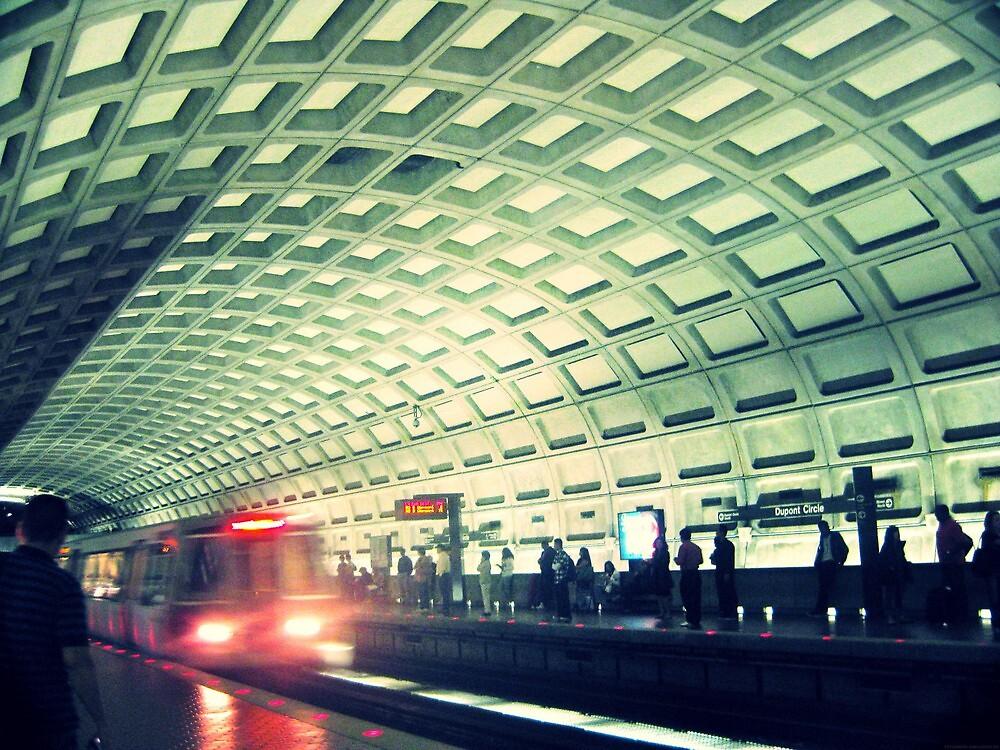 DC Metro by Ashlee Betteridge